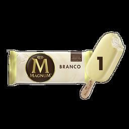 Picolé Kibon Magnum Branco 90ml