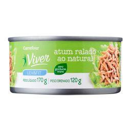 Atum Pedaços Natural Viver 170 g