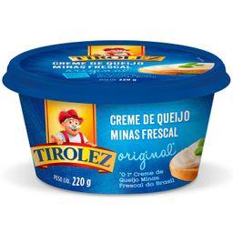 Creme De Minas Frescal Tirolez 220 g