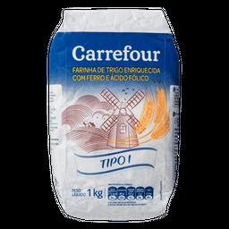 Farinha Trigo Carrefour 1 Kg