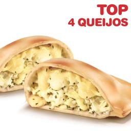 Kalzone Quatro queijos