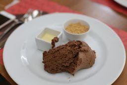 Mousse de Chocolate - De Colher