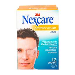 Protetor Ocular Nexcare 12 Und