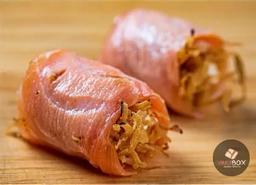 Negui salmão cheese (4 unidades)