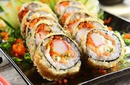 (100467)Hot Roll Rice - 10 unidades