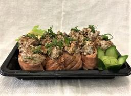 Sushi Shimeji Cream
