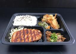 (100967)Smart Bentô Chicken Teriyaki