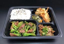 Smart Bentô Carne com Brócolis