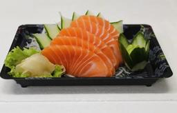 (100118)Sashimi Salmão - 25 fatias