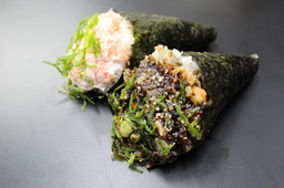 (100959)Promoção Temaki salmon cream
