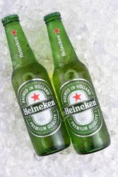 Long neck Heineken