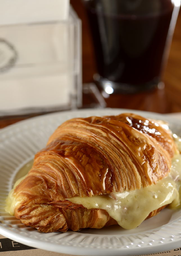 39 - Queijo Quente no Croissant