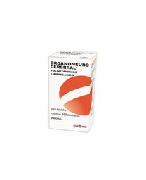 Organoneuro Cerebral 100 Und