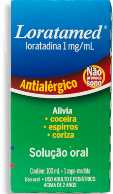 Loratamed 1 Mg Xarope