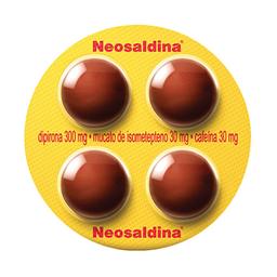 Neosaldina Envelope Com 4 Drágeas