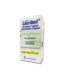 Lacribell Solução Oftalmológica 15 mL
