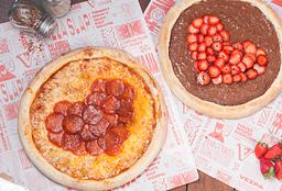 Pizza de Coração