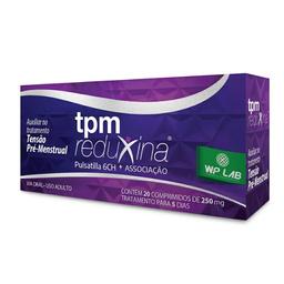 Tpm Reduxina 250mg 20 Comprimidos