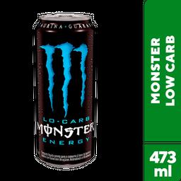 Energético Monster Lo Carb Lata 473 mL
