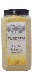 Farinha Linhaça Dourada Villa Cerroni 400 g