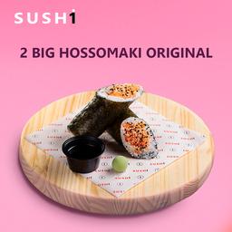 2 Big HossoMaki Original - Temaki - 2 Unidades