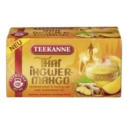 Chá Teekanne Gengibre/Manga Thai 45 g