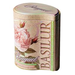 Chá Verde Creme Fantasia Lata Basilur 100 g