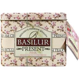 Chá Verde Lata Presente Basilur 100 g