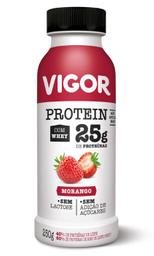 Iogurte Líquido Protein Morango Vigor 250 g