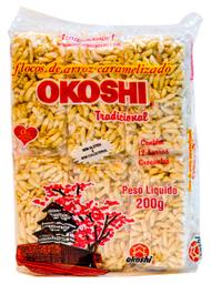 Pipoca De Arroz Caramelizada Okoshi 200 g