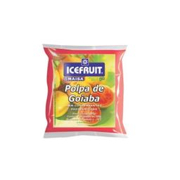 Polpa De Fruta Icefrut Goiaba