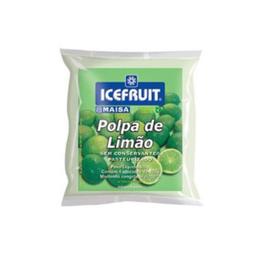 Polpa De Fruta Icefrut Limão