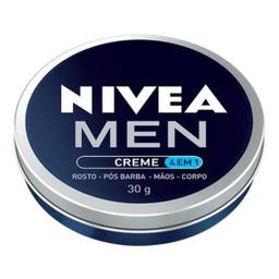 Creme Hidratante Nivea Men 30 G