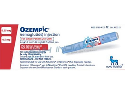 Ozempic 0 25 Mg