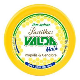 Valda Própolis E Gengibre 50 G