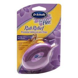 Protetor Para Pés Dr Scholls For Her Rub Relief Adesivo