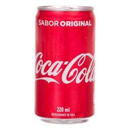 Coca-Cola Original - 220ml