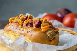 Hot Cheddar e Bacon
