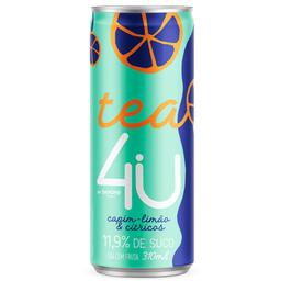 Chá Tea Capim Limão/Citrus 4 Und 310 mL