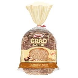 Pão Wickbold Grão Sabor Castanha Do Pará E Quinoa 500 g