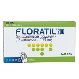 Floratil 200 mg 6 Und