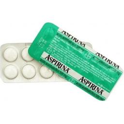 Aspirina Adulto 500Mg Com 10 Comprimidos