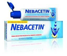 Nebacetin Pom Nycomed 15 g