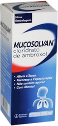 Mucosolvan Xarope Adulto 30MG/5ML 120 mL