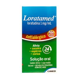 Loratamed Xarope 100 mL