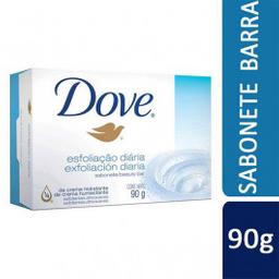 Sabonete Em Barra Dove Esfoliação Suave Com 90 g