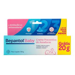 Creme Bepantol Baby Contra Assadura 120 g