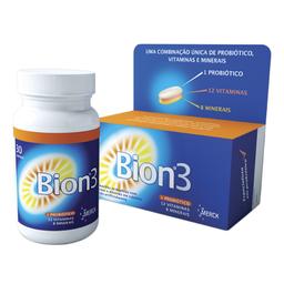 Bion 3 Com 30 Comprimidos