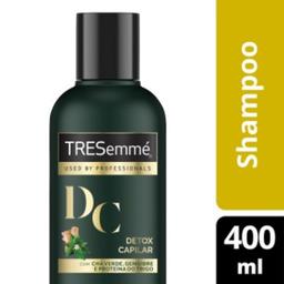 Shampoo Tresemmé Detox Capilar 400 mL
