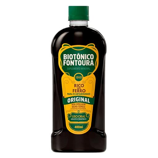 Biotônico Fontoura Hypermarcas 400 mL